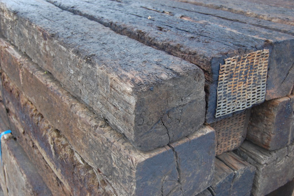 Railroad Ties Grade 1 Landscapers Supply
