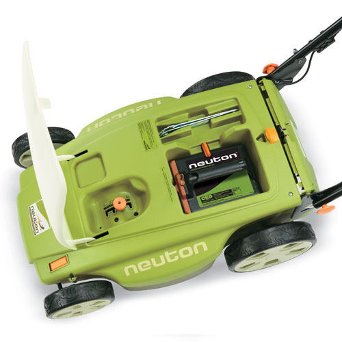 Ce6 Cordless Electric Mower Landscapers Supply